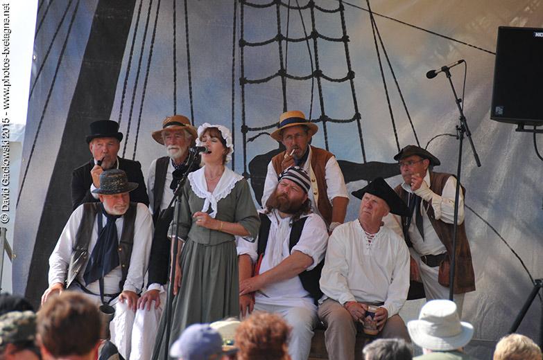 fêtes maritimes douarnenez
